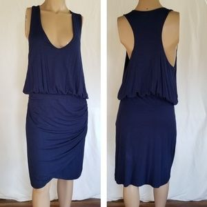 Banana republic racet back dress